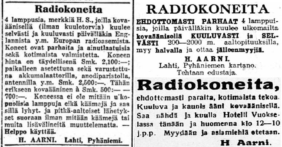 H__Aarni_Suomen_Sosiaalidemokraatti_no_49_1927__Uusi_Suomi_no_77_1927__H__Kdkisalmen_Sanomat_no_9_1927.jpg