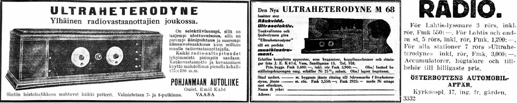 J__E__Kdld_Pohjanmaan_Autoliike_Uusi_Suomi_no_48_1928__J__E__Vasa_HBL_nr_340_1928__Vasabladet_nr_82_1928.jpg