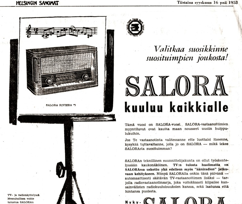 Citymarket Televisiot