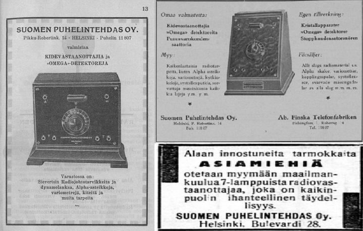Suomen_Puhelintehdas_Radiokalenteri_1927_no_1_ja_4_Salon_Sedun_Kunnallislehti_no92_1928.jpg